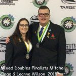 mixed doubles mitch