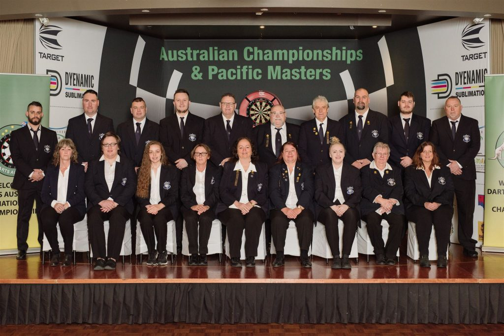 VIC MEN & LADIES 2019