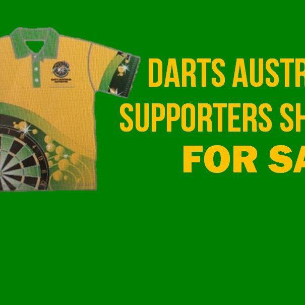 Darts Australia Supporters Shirt1