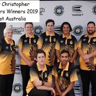 Roy Christopher Boys Winners WA