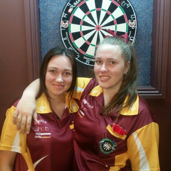 Winners Girls Doubles